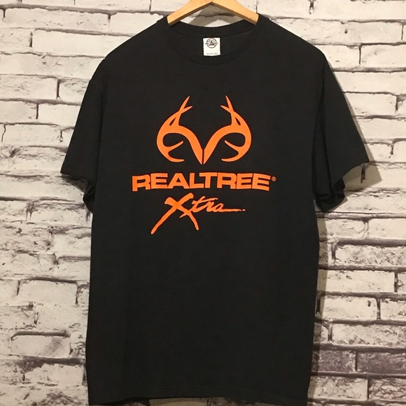 Realtree Other - Realtree Black Graphic Shirt